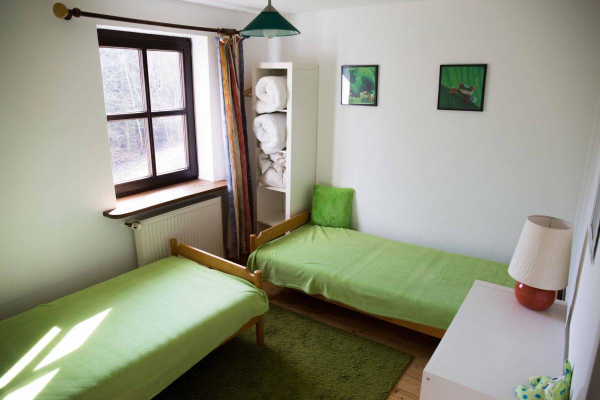 Ferienwohnung 2. Schlafzimmer